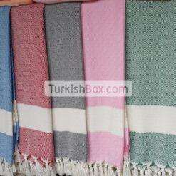 Diamond Peshtemal Turkish Towels