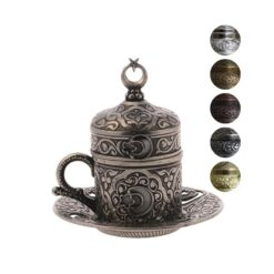Moonstar Collection Turkish Coffee Cups