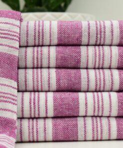 New York Series Purple Peshtemal Hammam Towel Turkey (5)