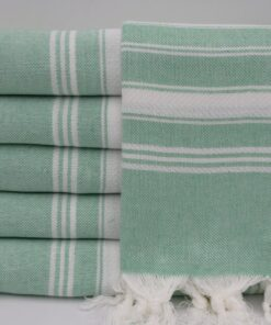 Turkish Beach Towels Sydney Peshtemal Green (8)