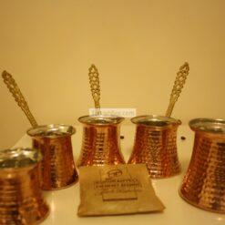 Turkish Coffee Pot Set of 5