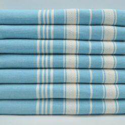 Turkish Towels Costco Sydney Peshtemal Turquoise (6)