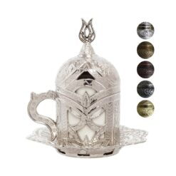 Pearl Collection Turkish Coffee Cups