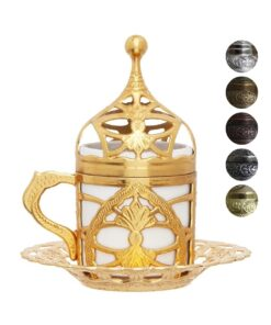 Roxolena Collection Turkish Coffee Cups