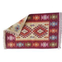 Small Turkish Kilim Rug