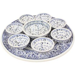 Ceramic Breakfast Set Halic Collection